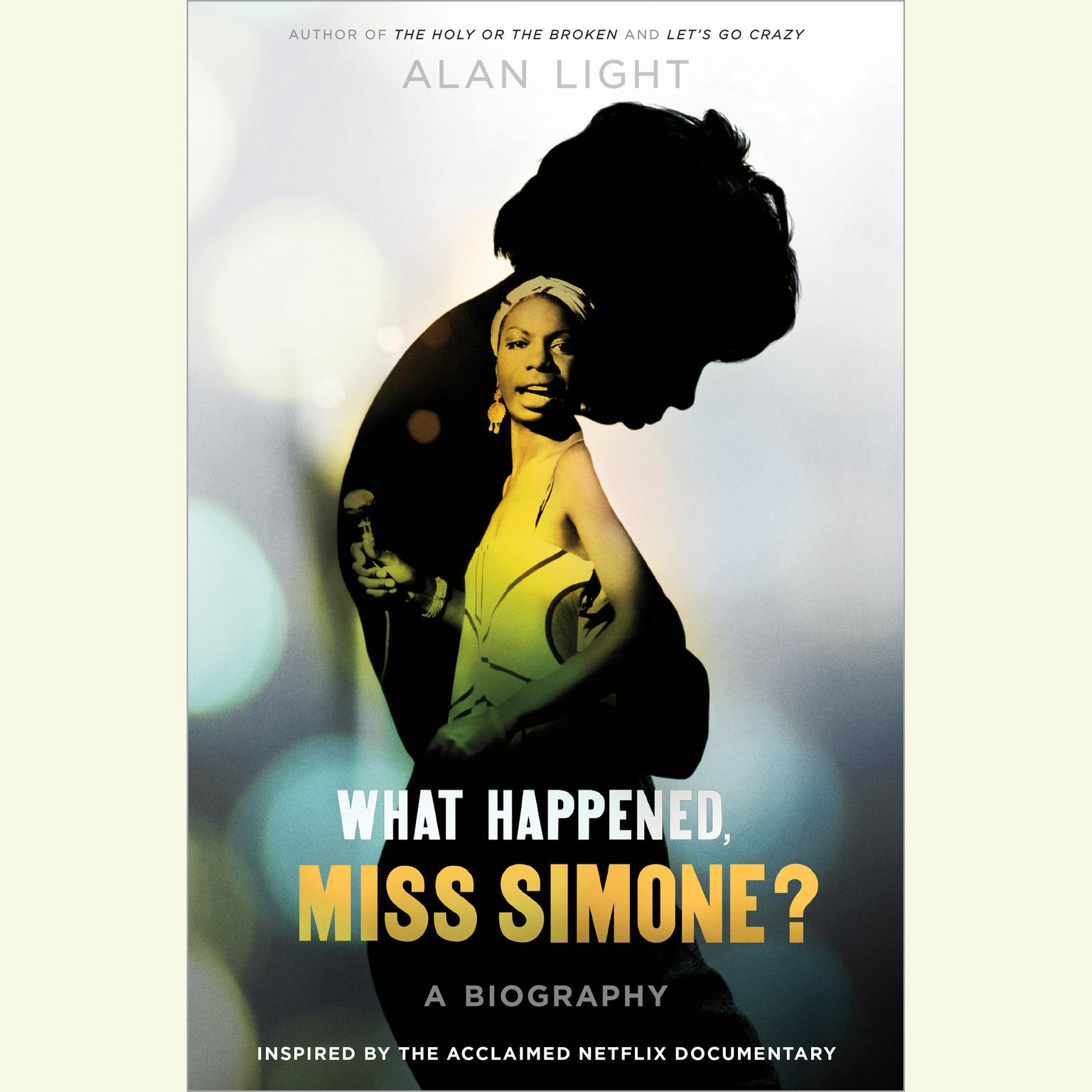 Printable What Happened, Miss Simone?: A Biography Audiobook Cover Art