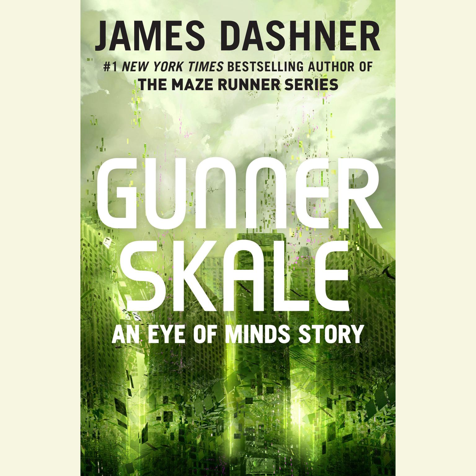 Printable Gunner Skale: An Eye of Minds Story Audiobook Cover Art