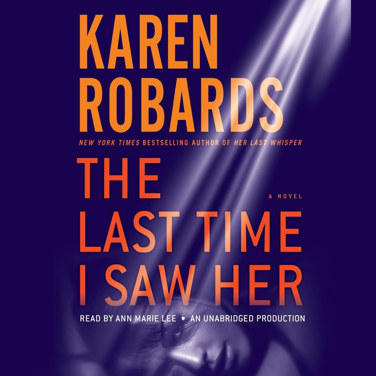 Printable The Last Time I Saw Her: A Novel Audiobook Cover Art