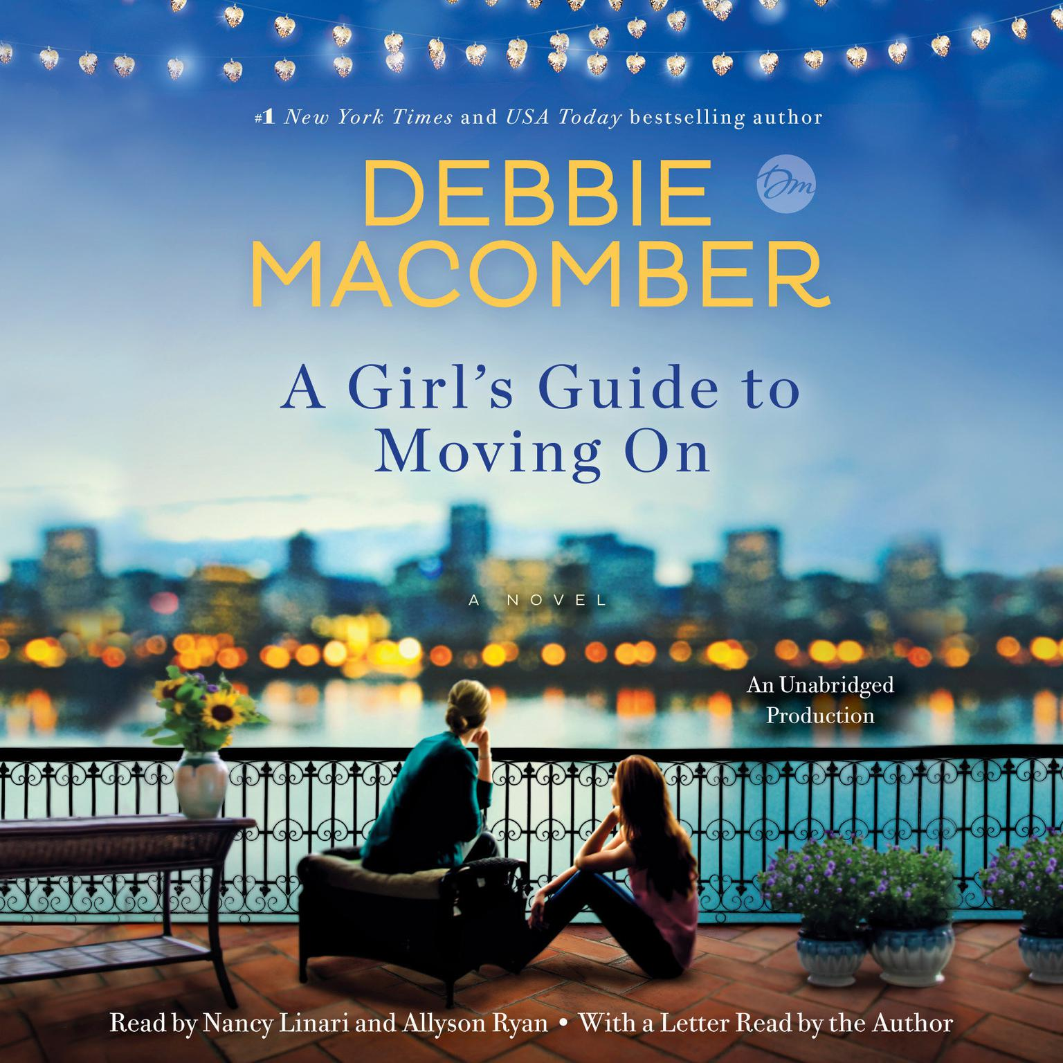 Printable A Girl's Guide to Moving On: A Novel Audiobook Cover Art