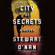 City of Secrets Audiobook, by Stewart O'Nan