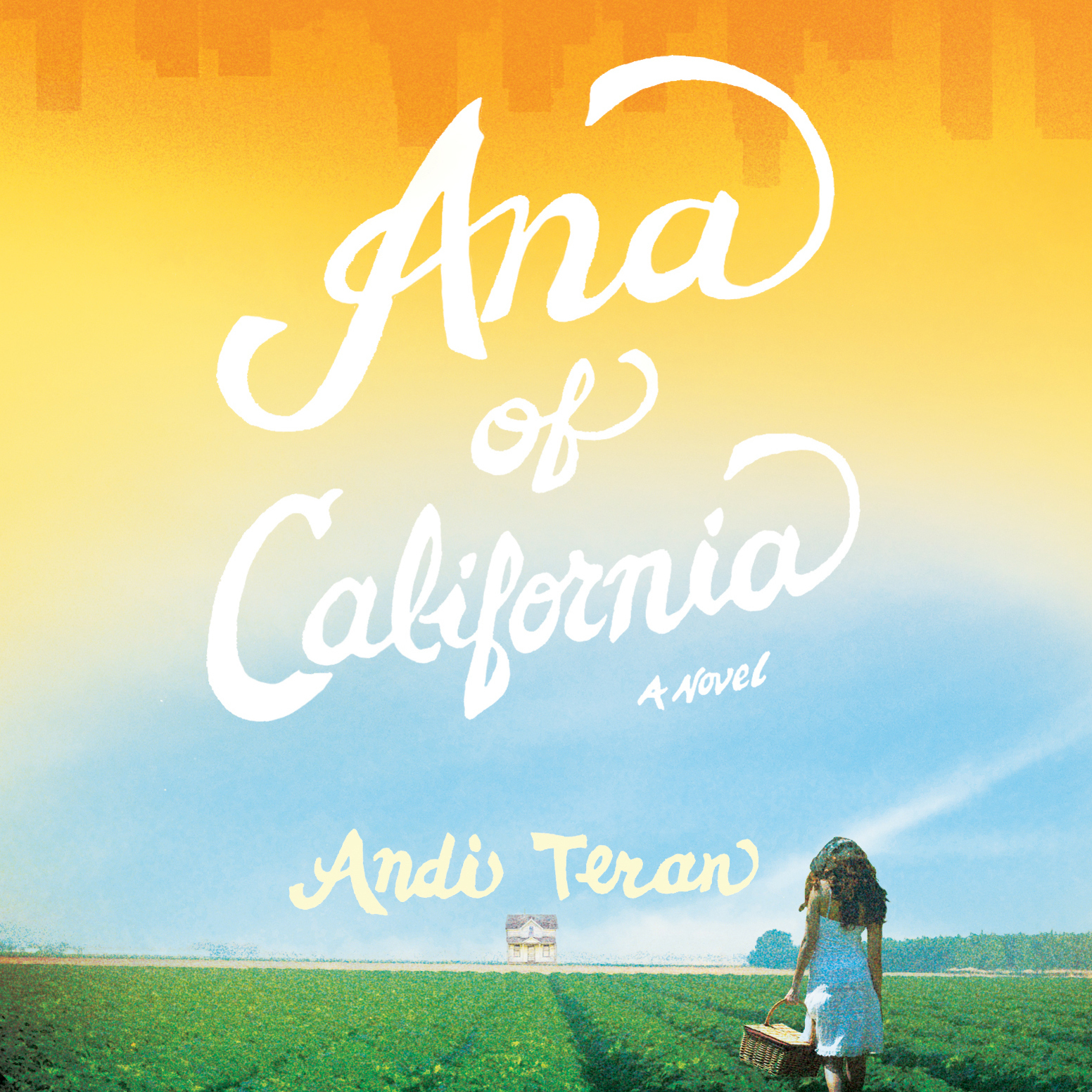 Printable Ana of California Audiobook Cover Art