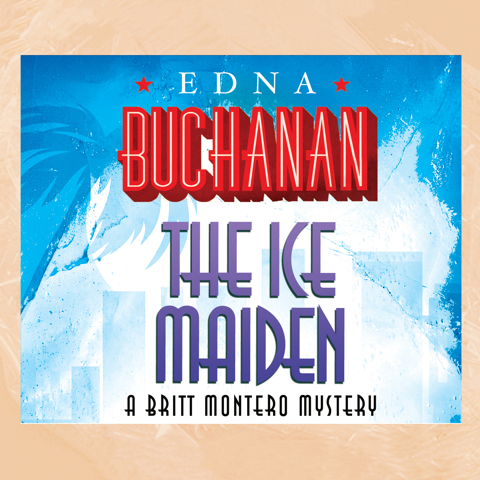 Printable The Ice Maiden Audiobook Cover Art