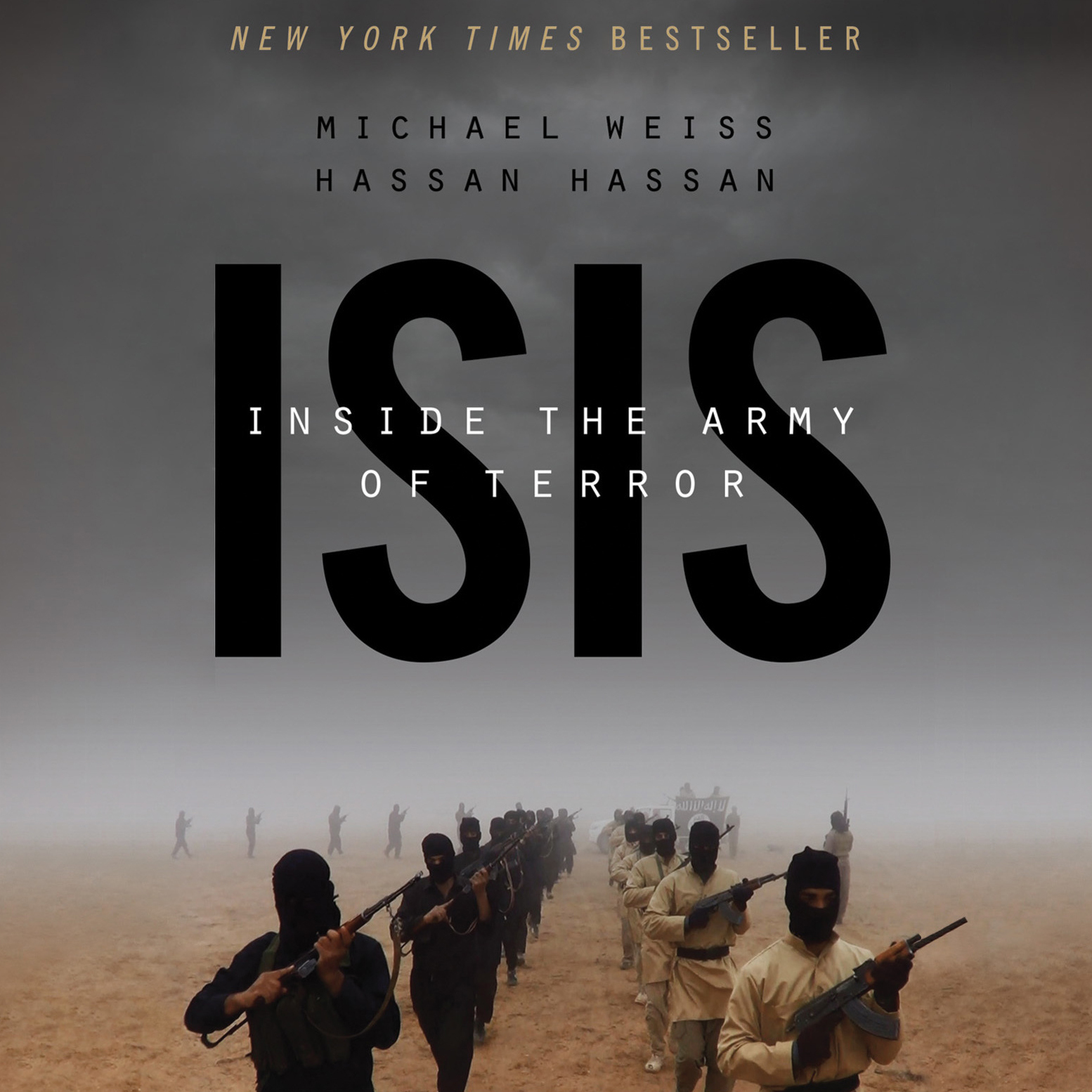 Printable ISIS: Inside the Army of Terror Audiobook Cover Art