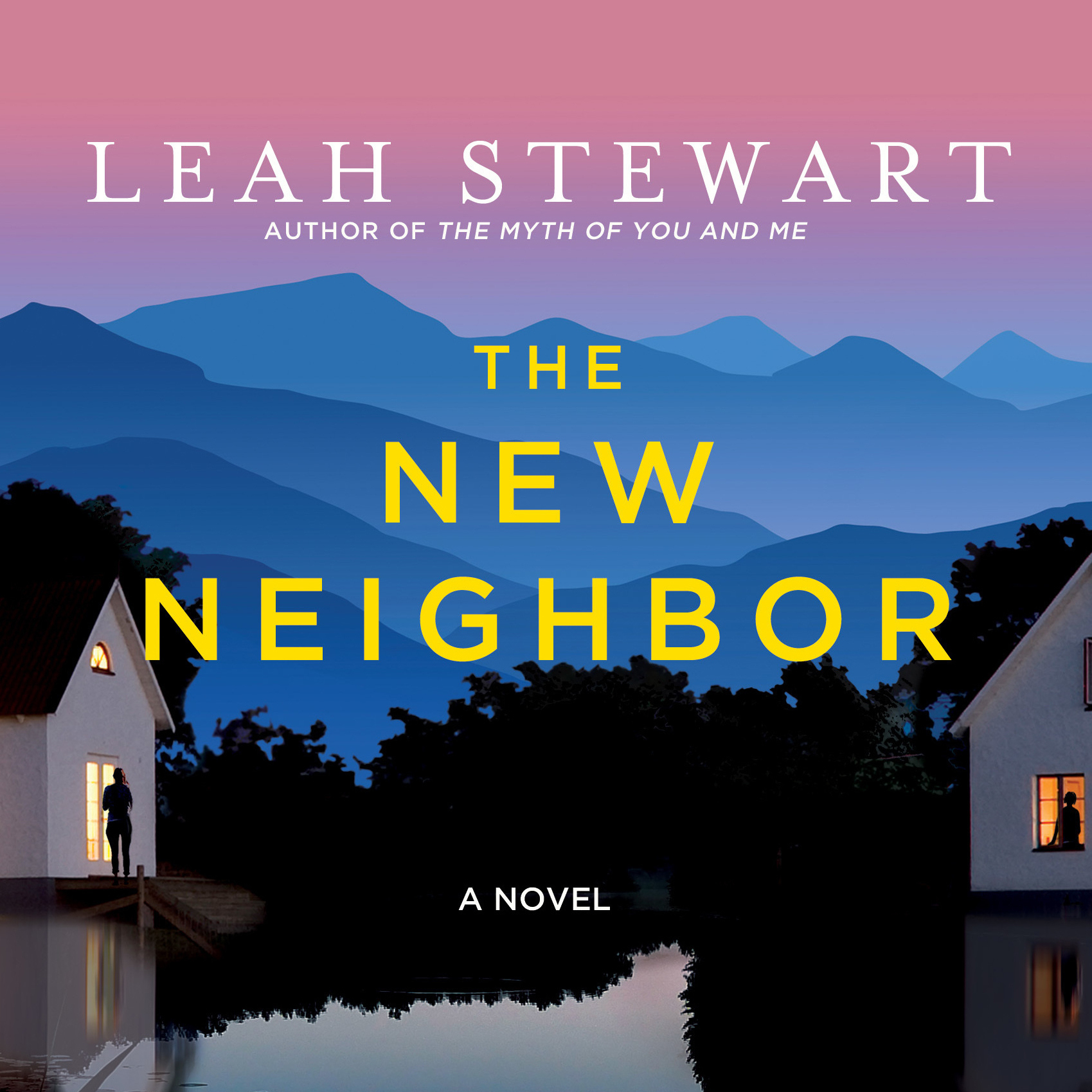 Printable The New Neighbor Audiobook Cover Art