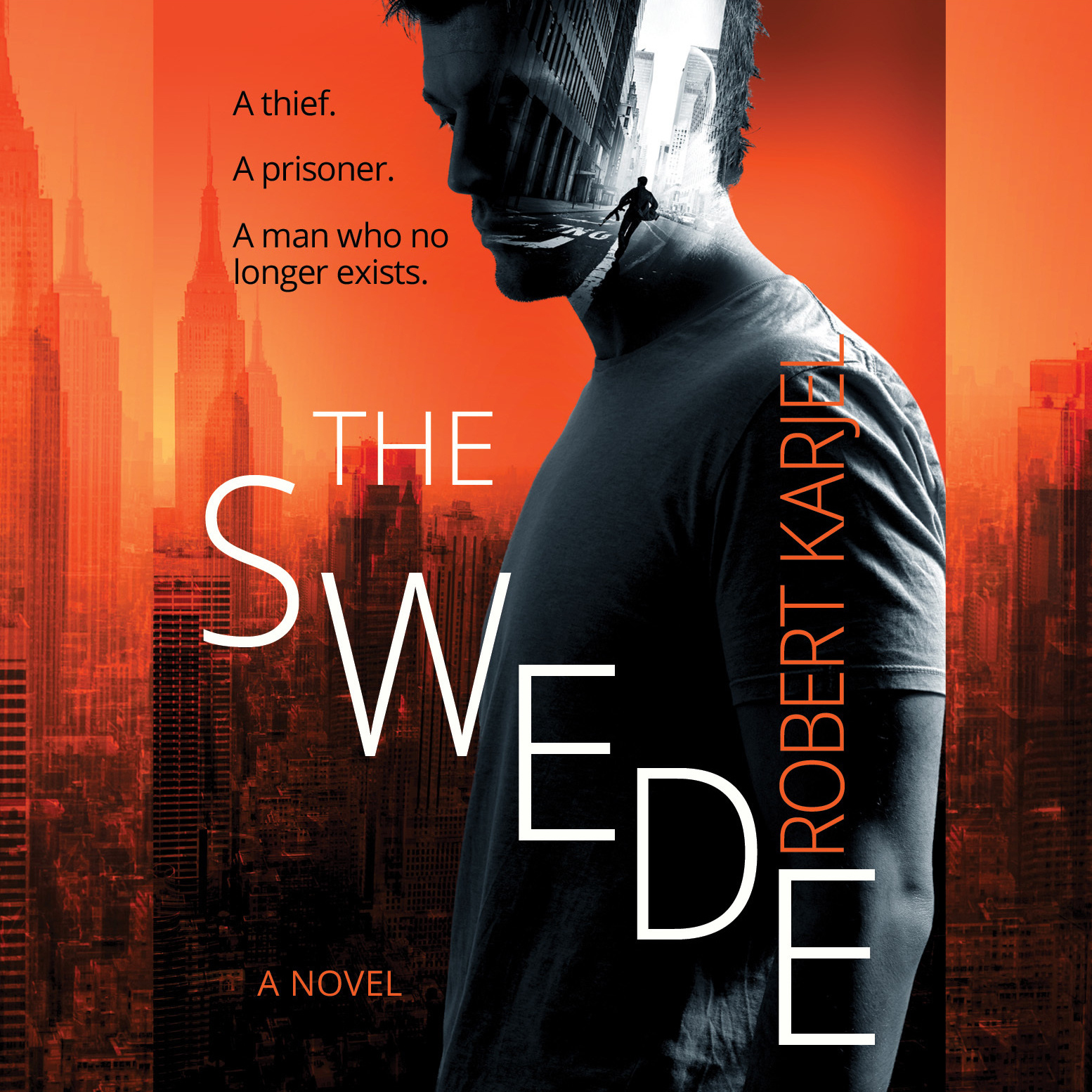Printable The Swede Audiobook Cover Art