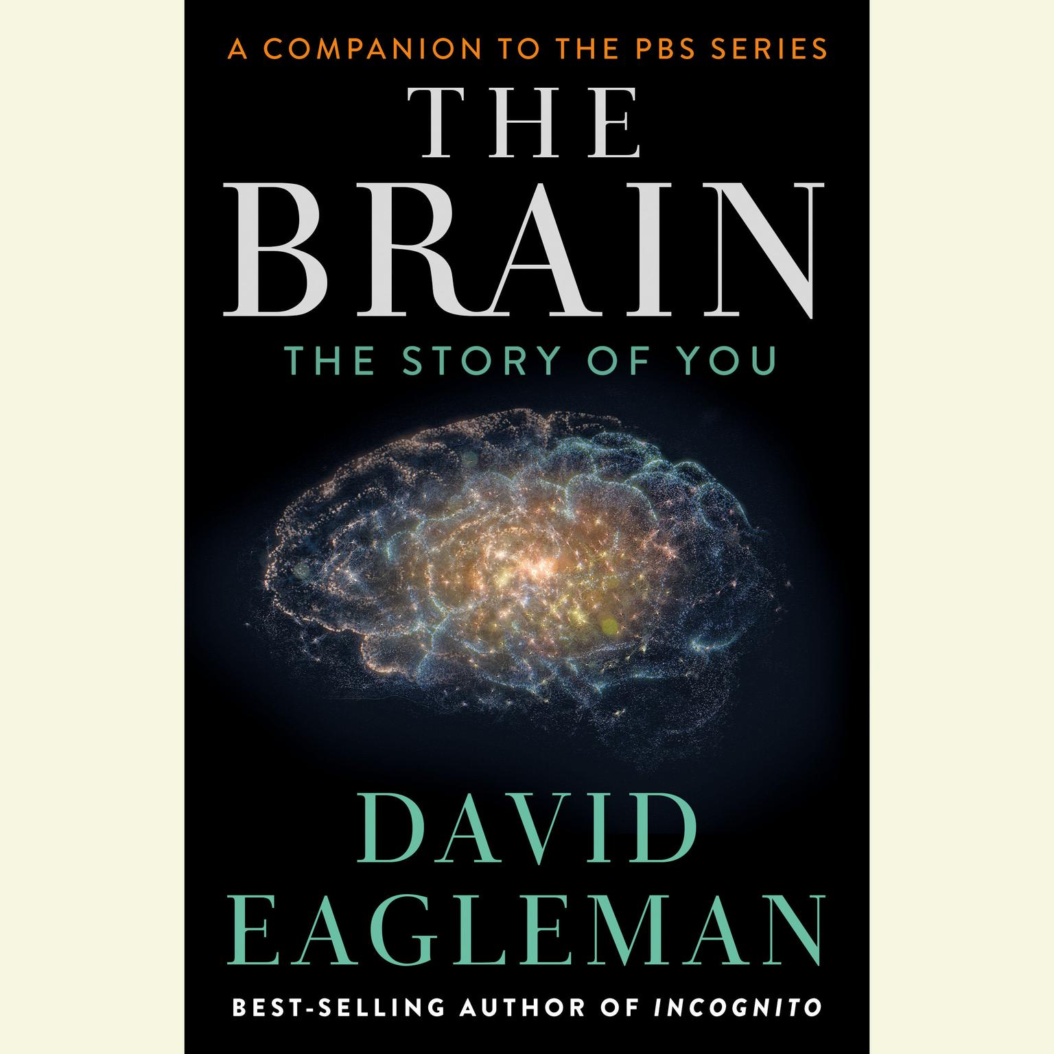 Printable The Brain: The Story of You Audiobook Cover Art
