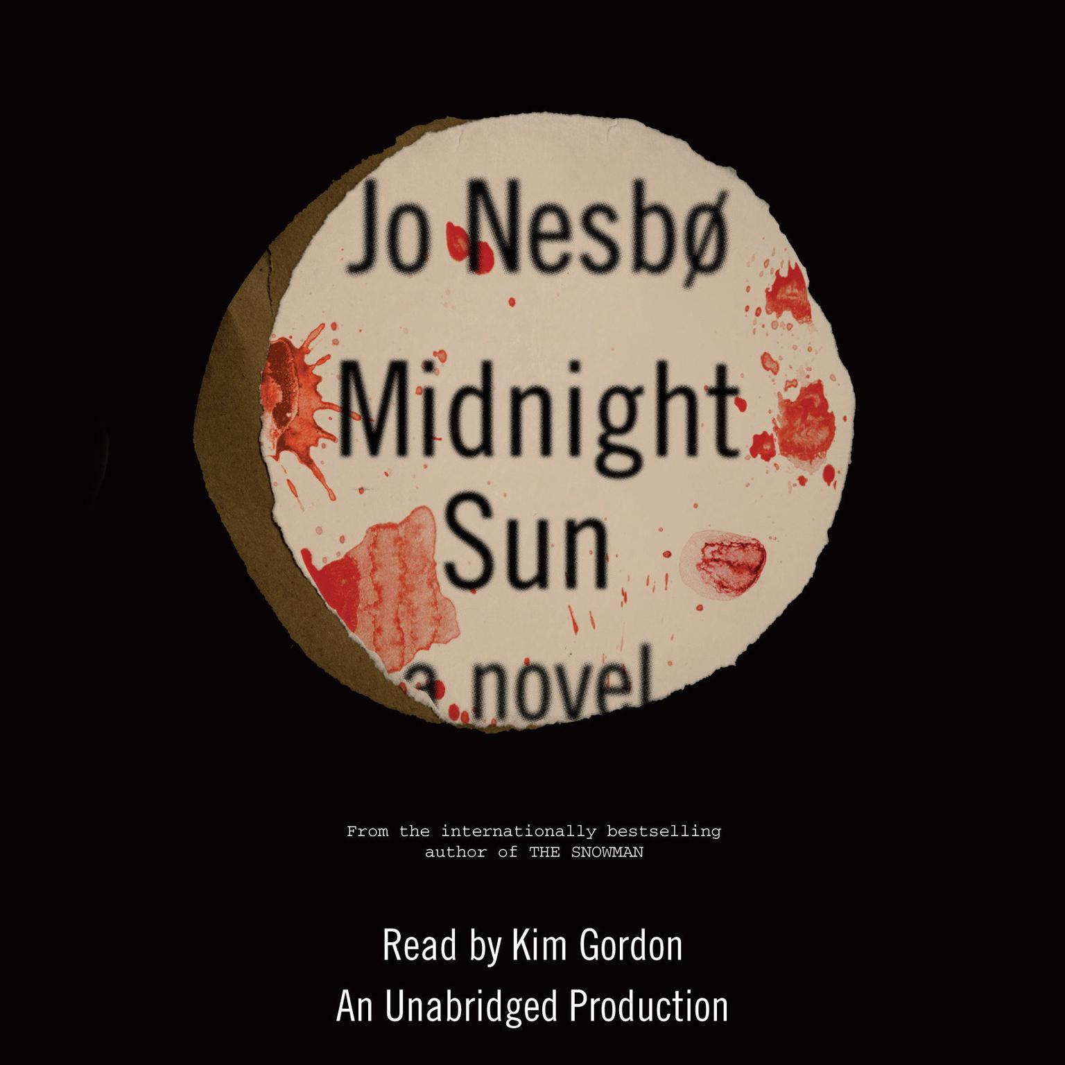 Printable Midnight Sun: A novel Audiobook Cover Art