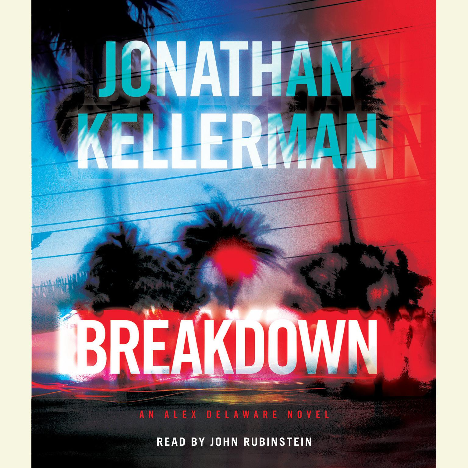 Printable Breakdown: An Alex Delaware Novel Audiobook Cover Art
