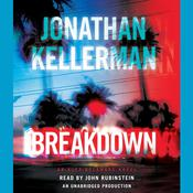 Breakdown: An Alex Delaware Novel, by Jonathan Kellerman