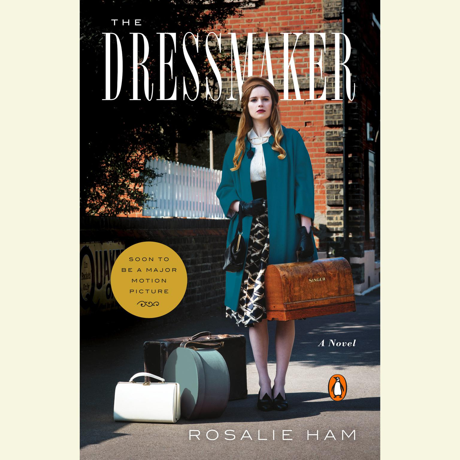 Printable The Dressmaker: A Novel Audiobook Cover Art