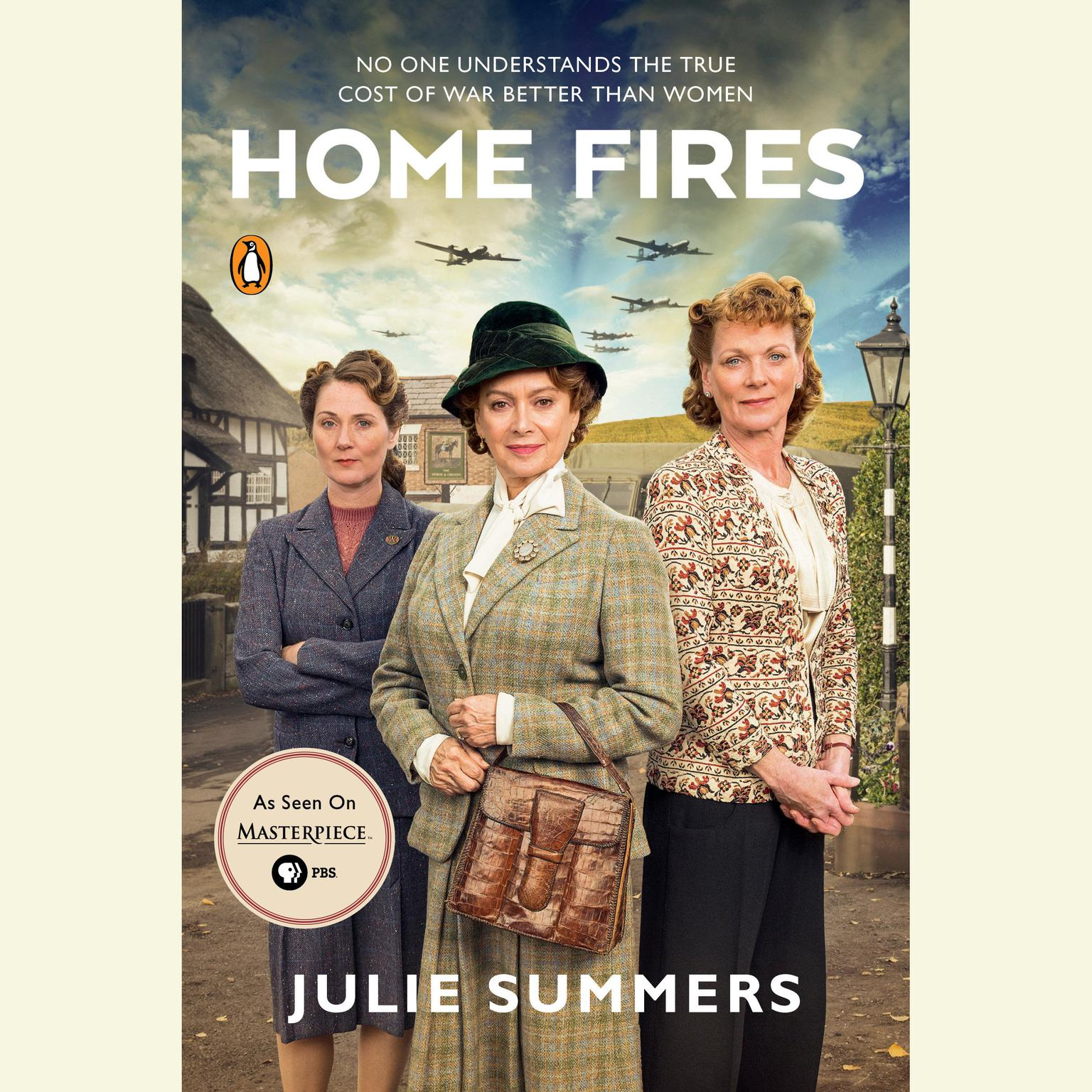 Printable Home Fires: The Story of the Women's Institute in the Second World War Audiobook Cover Art