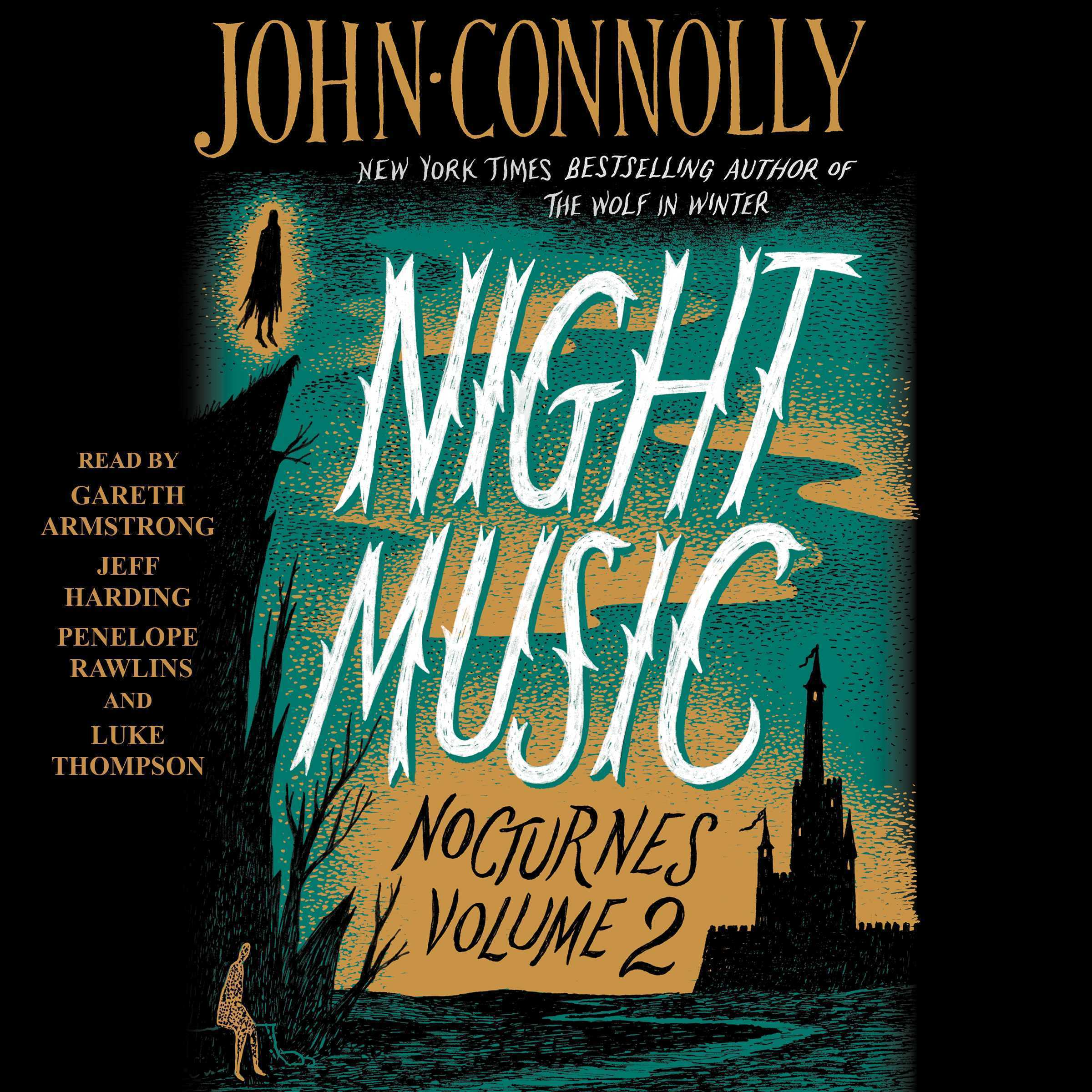 Printable Night Music: Nocturnes Volume Two Audiobook Cover Art