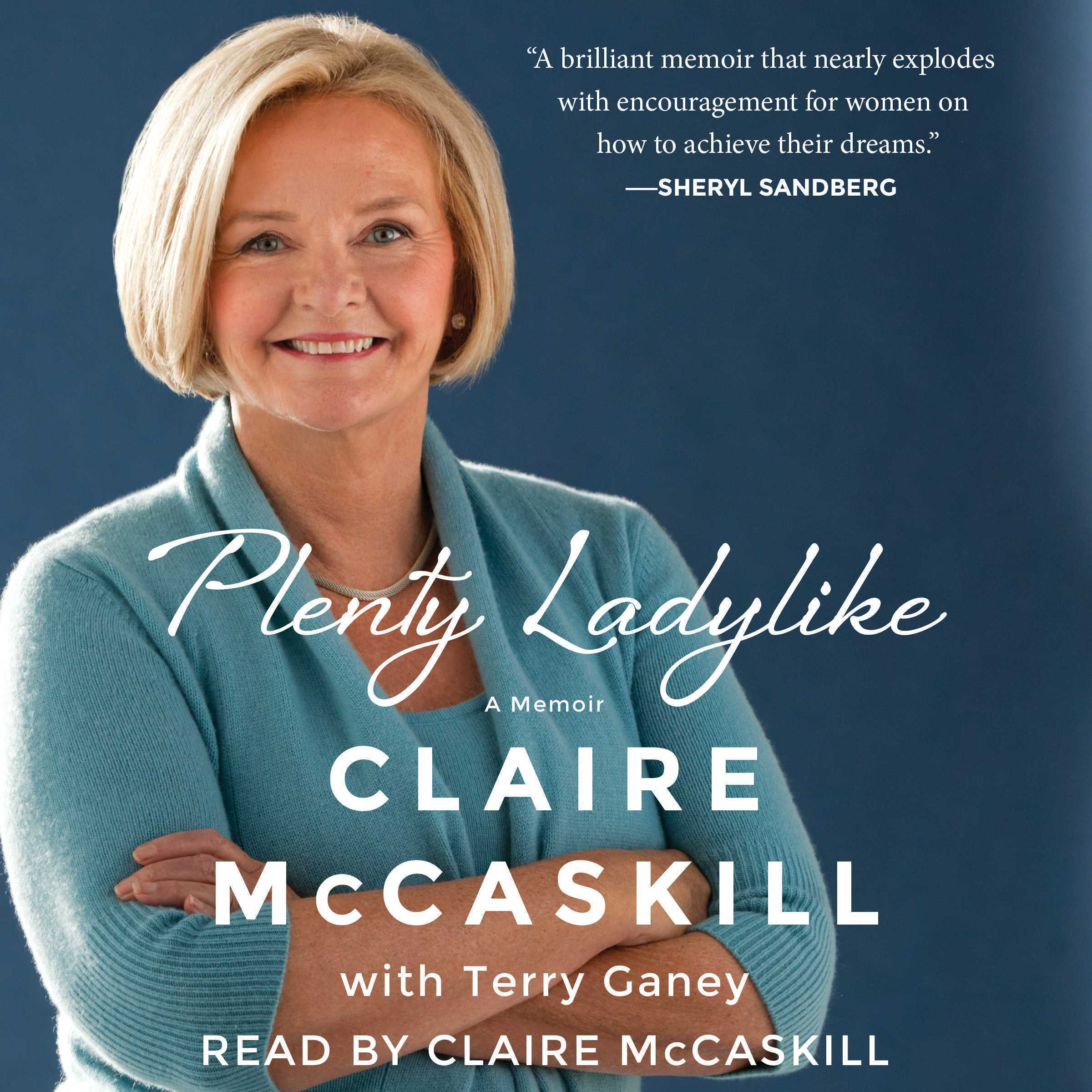 Printable Plenty Ladylike: A Memoir Audiobook Cover Art