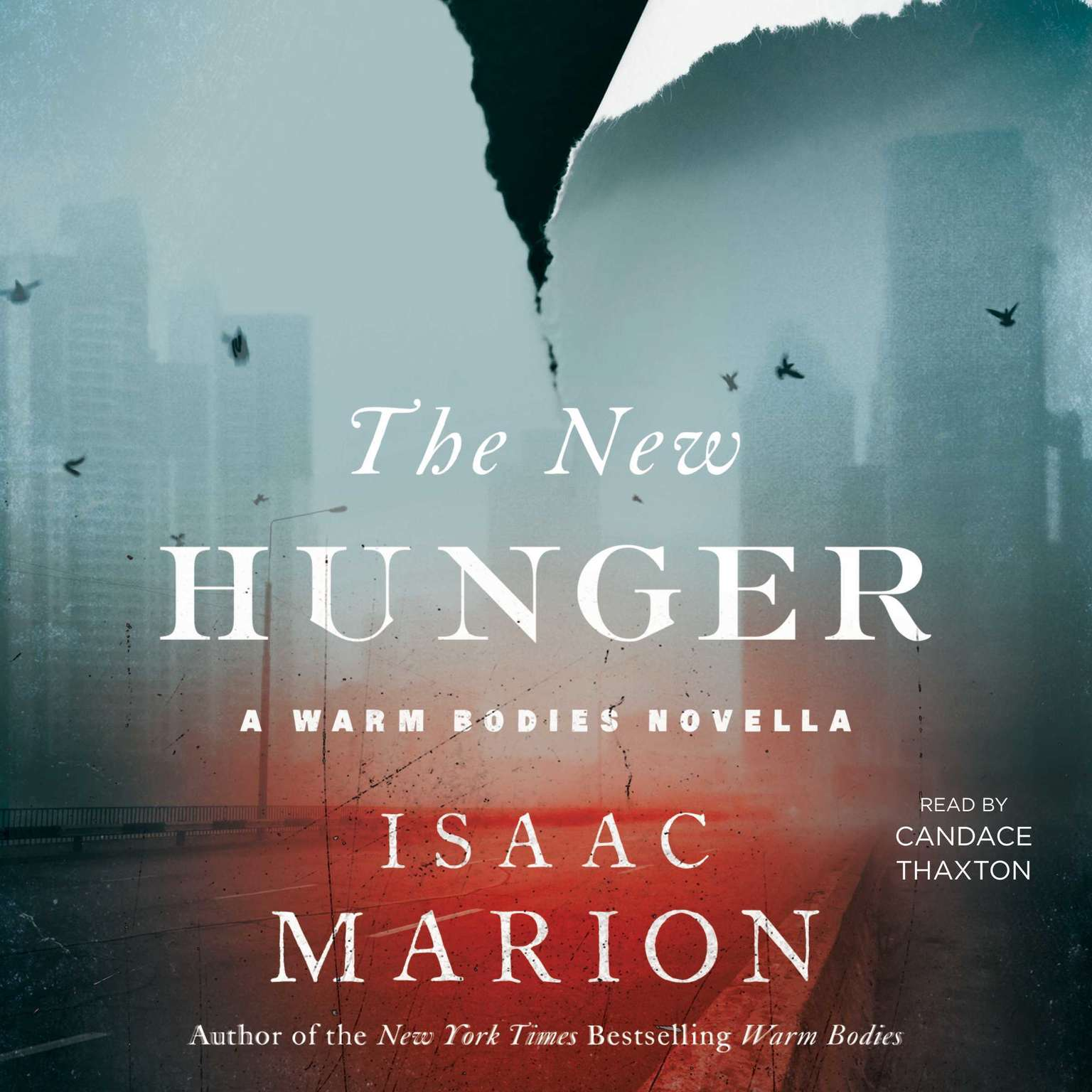 The New Hunger: A Warm Bodies Novella Audiobook, by Isaac Marion