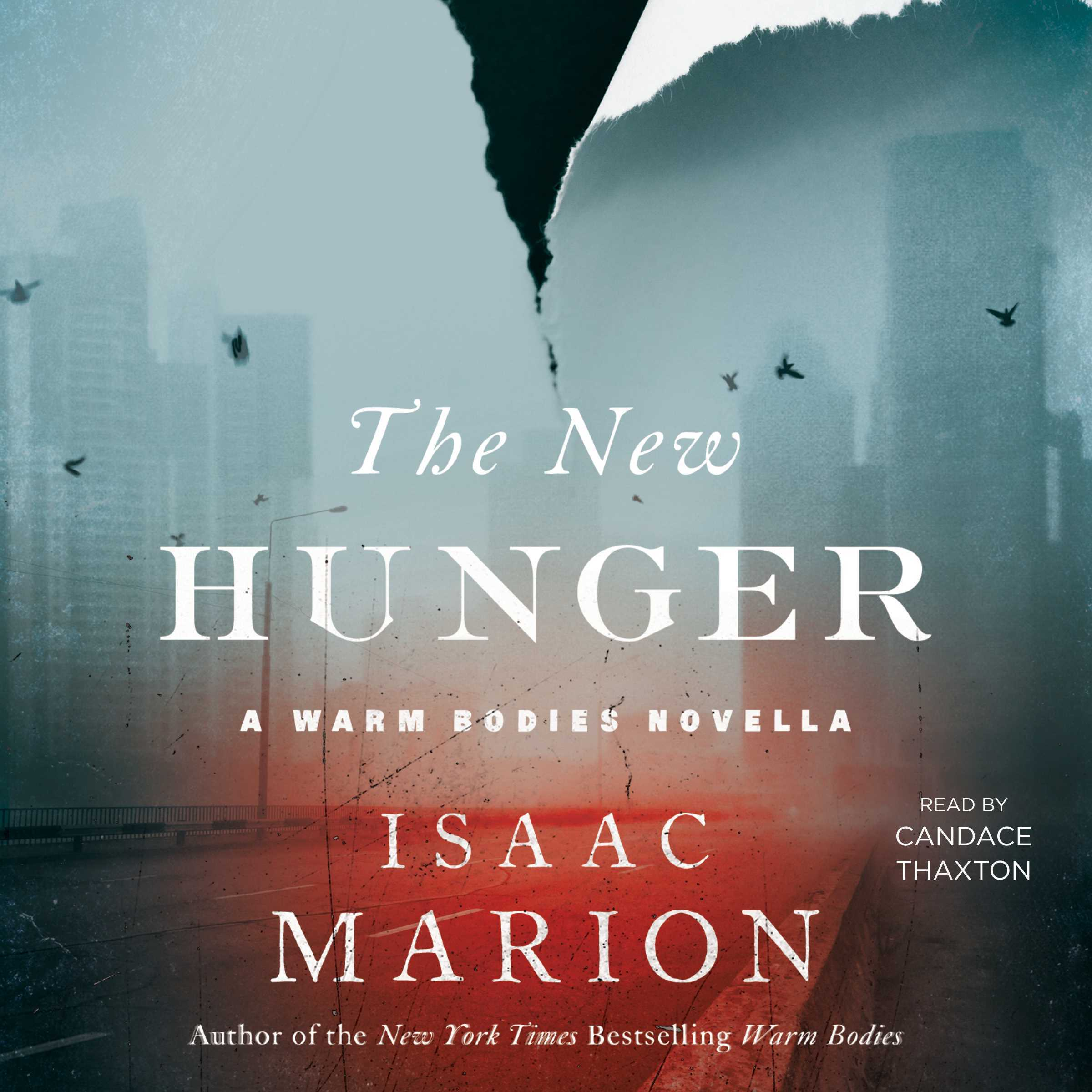 Printable The New Hunger: A Warm Bodies Novella Audiobook Cover Art