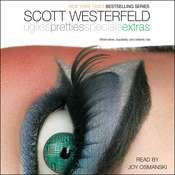 Extras Audiobook, by Scott Westerfeld