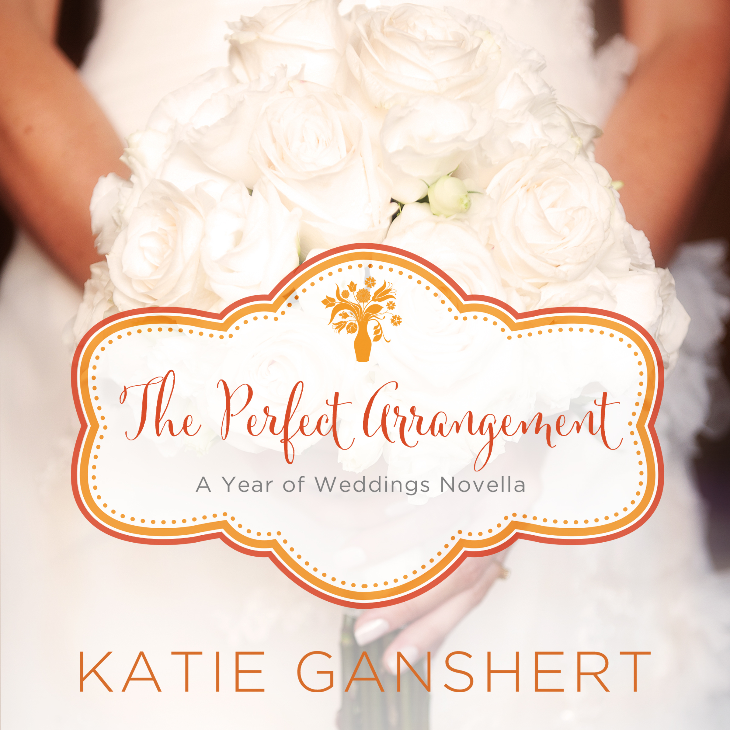 Printable The Perfect Arrangement: An October Wedding Story Audiobook Cover Art