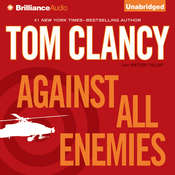 Against All Enemies Audiobook, by Tom Clancy