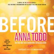Before, by Anna Todd