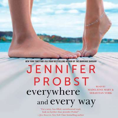 Everywhere and Every Way Audiobook, by