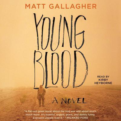 Youngblood: A Novel Audiobook, by Matt Gallagher