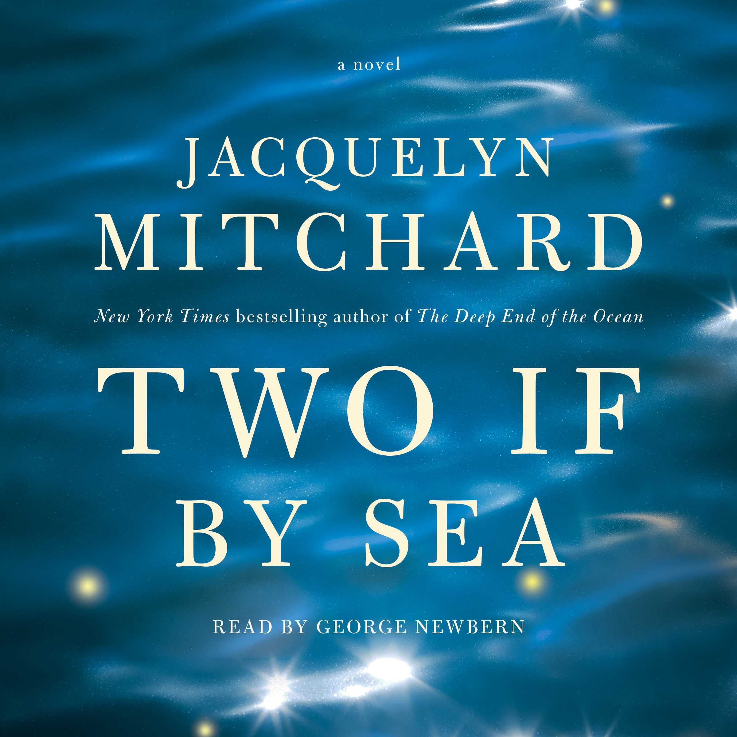 Printable Two If by Sea: A Novel Audiobook Cover Art