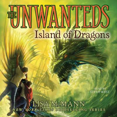 Island of Dragons: Island of Dragons Audiobook, by Lisa McMann