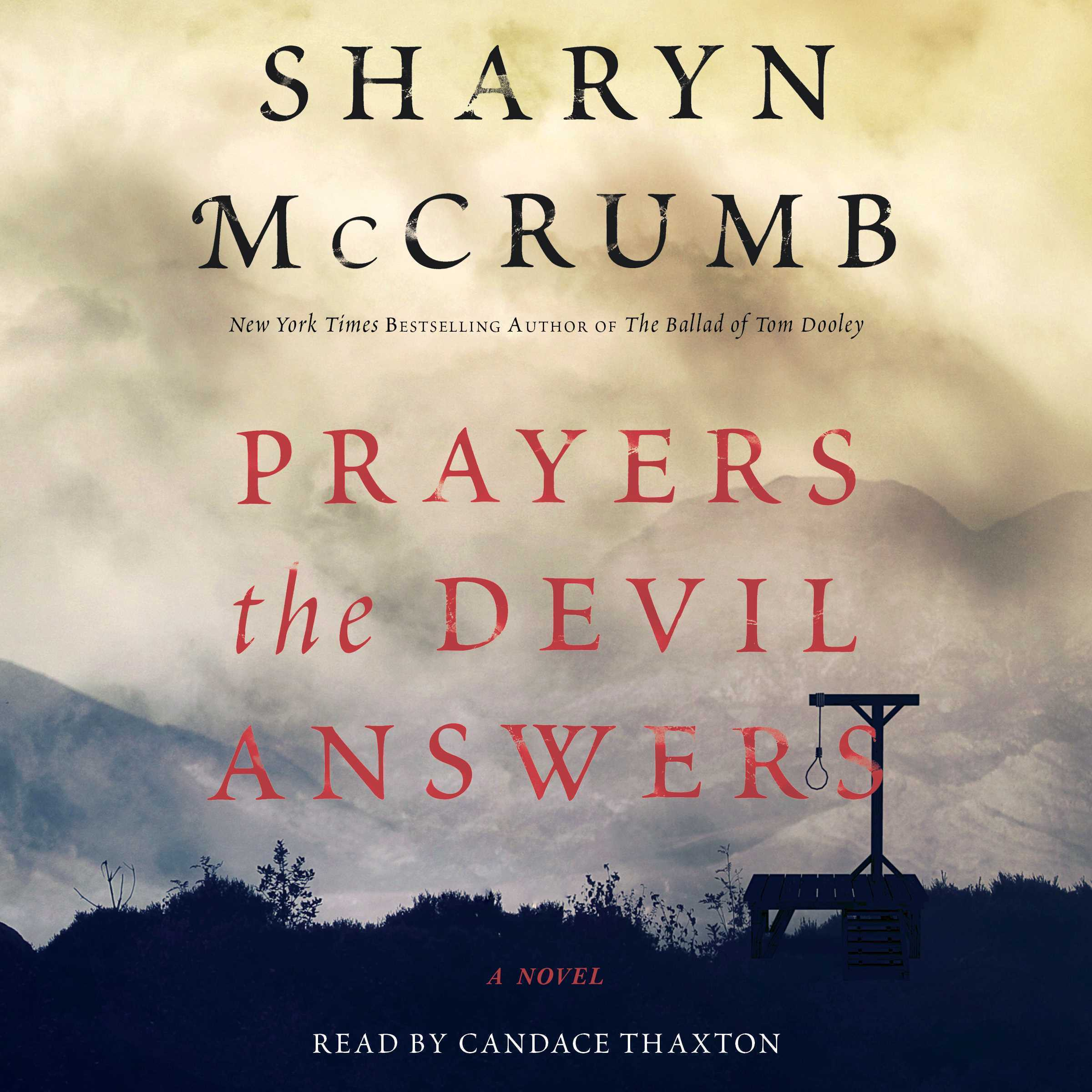 Printable Prayers the Devil Answers: A Novel Audiobook Cover Art
