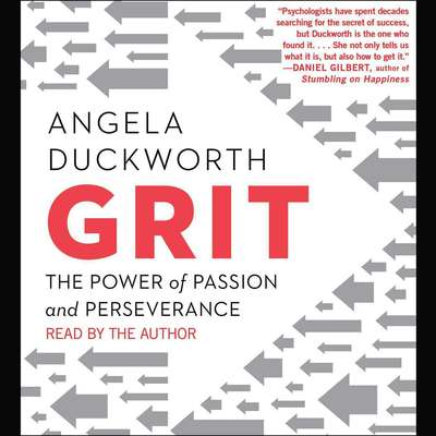 Grit: The Power of Passion and Perseverance Audiobook, by Angela Duckworth