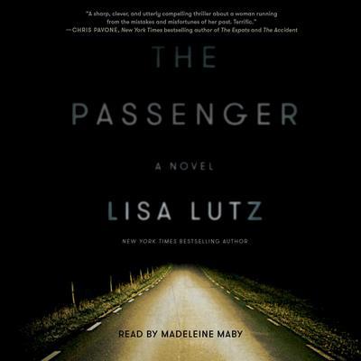 The Passenger: A Novel Audiobook, by Lisa Lutz