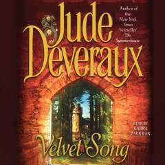 Velvet Song Audiobook, by Jude Deveraux