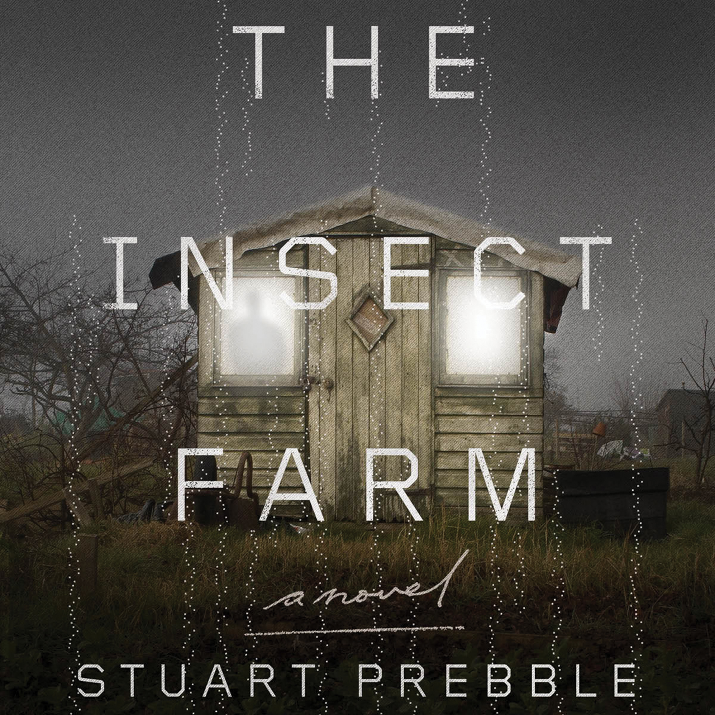 Printable The Insect Farm Audiobook Cover Art