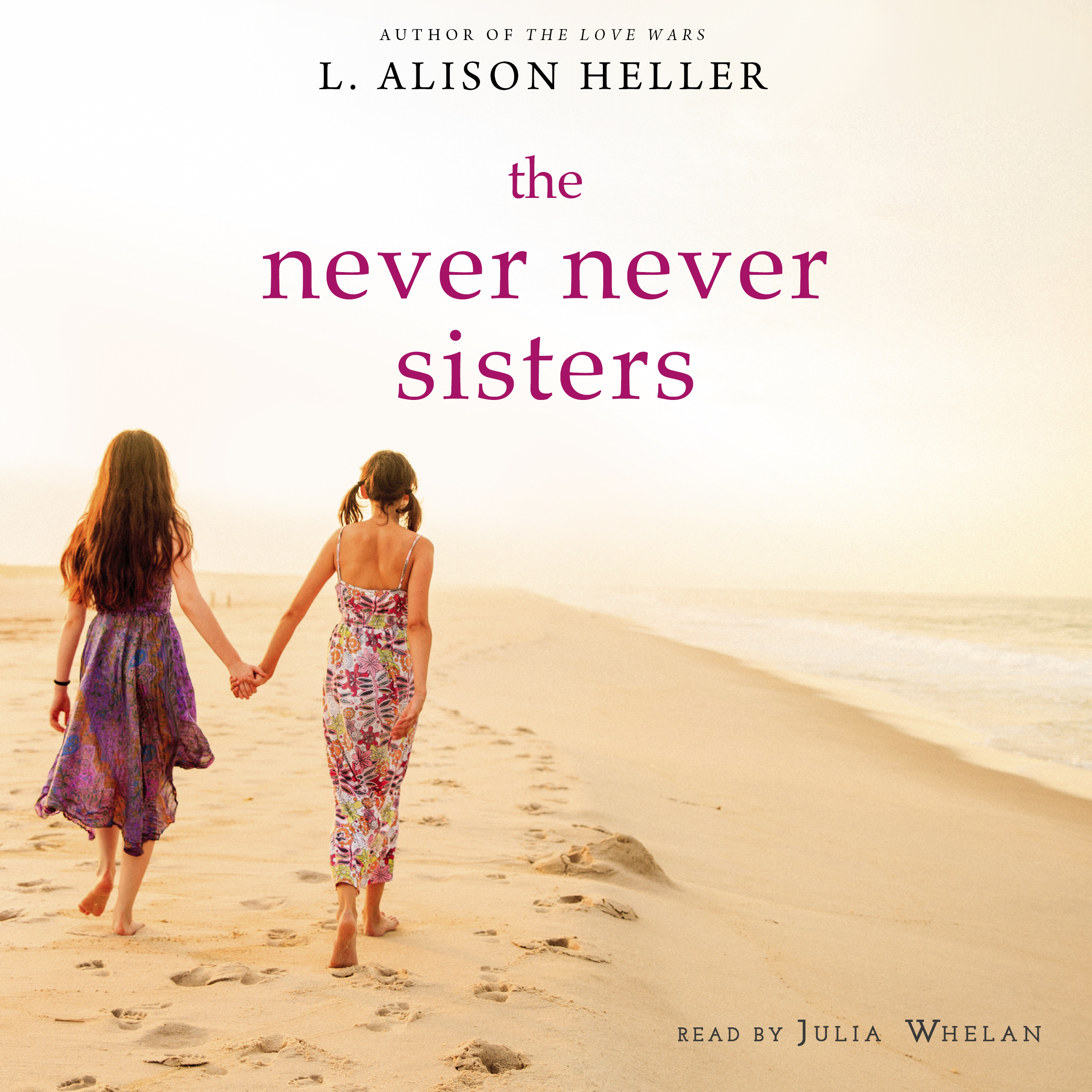 Printable The Never Never Sisters Audiobook Cover Art