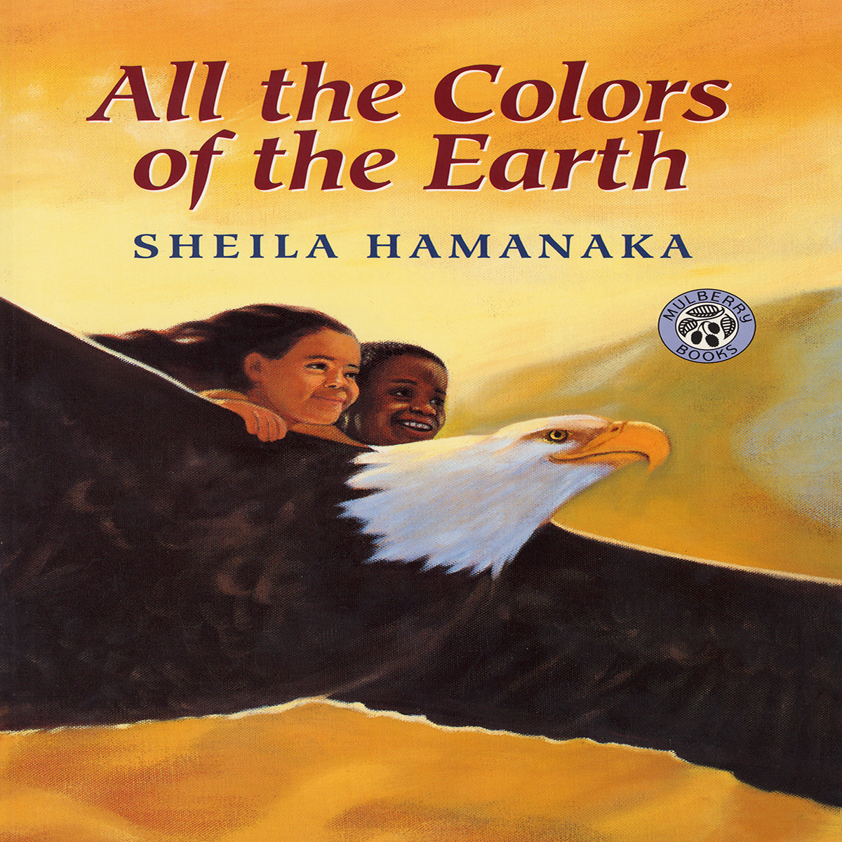 Printable All the Colors of the Earth Audiobook Cover Art