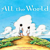 All the World Audiobook, by Liz Garton Scanlon