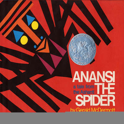 Anansi the Spider: A Tale from the Ashanti Audiobook, by Gerald R. McDermott