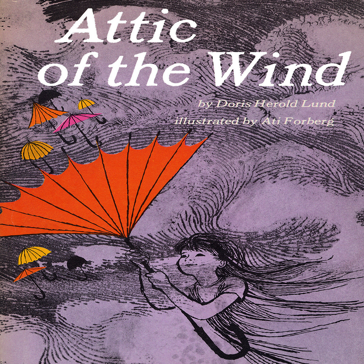 Printable Attic of the Wind Audiobook Cover Art