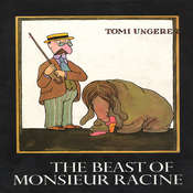 Beast of Monsieur Racine, by Tomi Ungerer