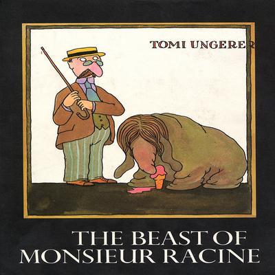 Beast of Monsieur Racine Audiobook, by Tomi Ungerer