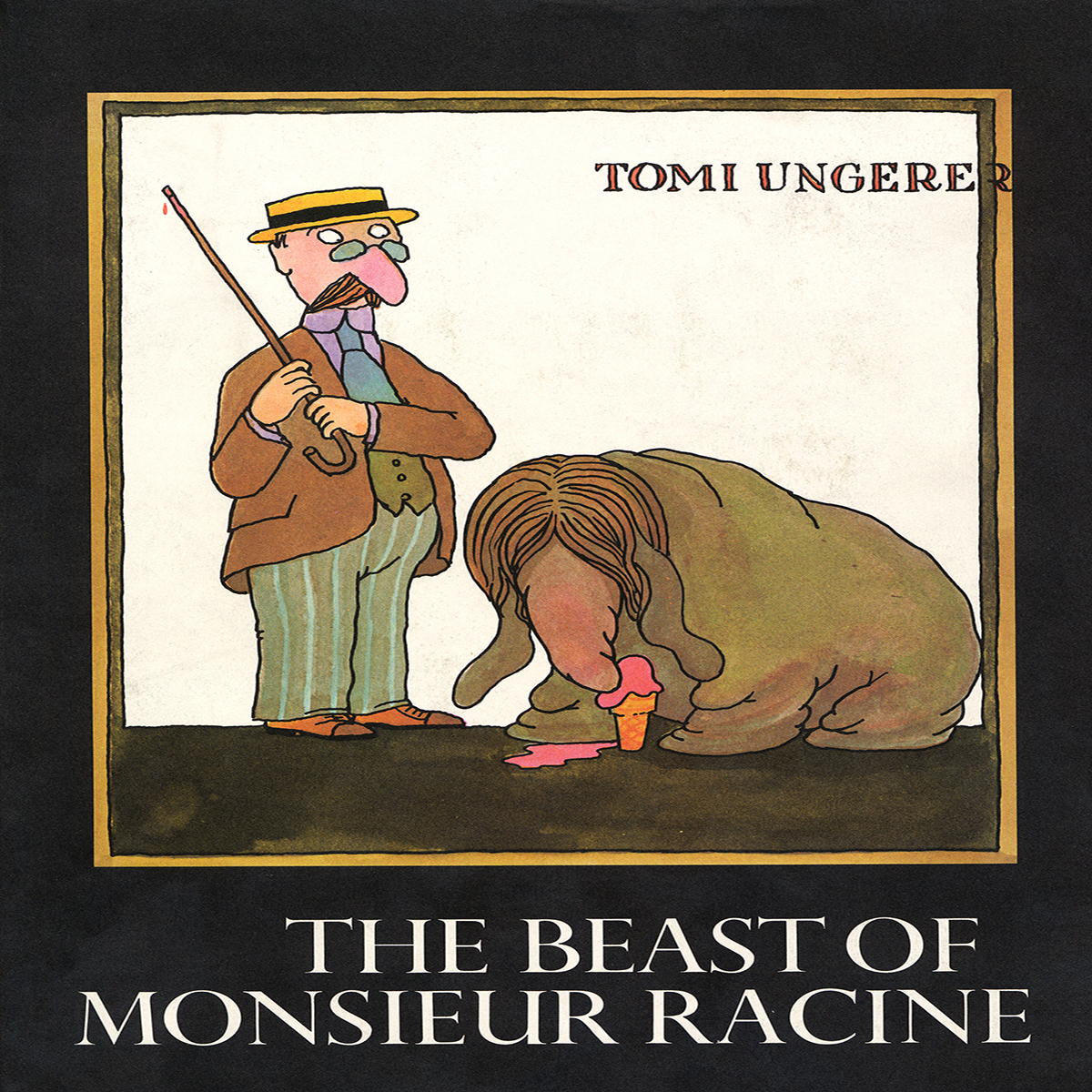 Printable Beast of Monsieur Racine Audiobook Cover Art