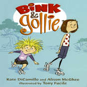 Bink and Gollie Audiobook, by Alison McGhee, Kate DiCamillo