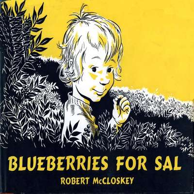 Blueberries for Sal Audiobook, by Robert McCloskey
