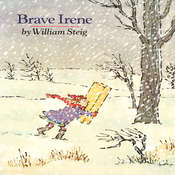 Brave Irene Audiobook, by William Steig