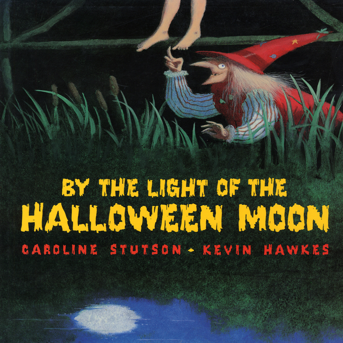 Printable By the Light of the Halloween Moon Audiobook Cover Art