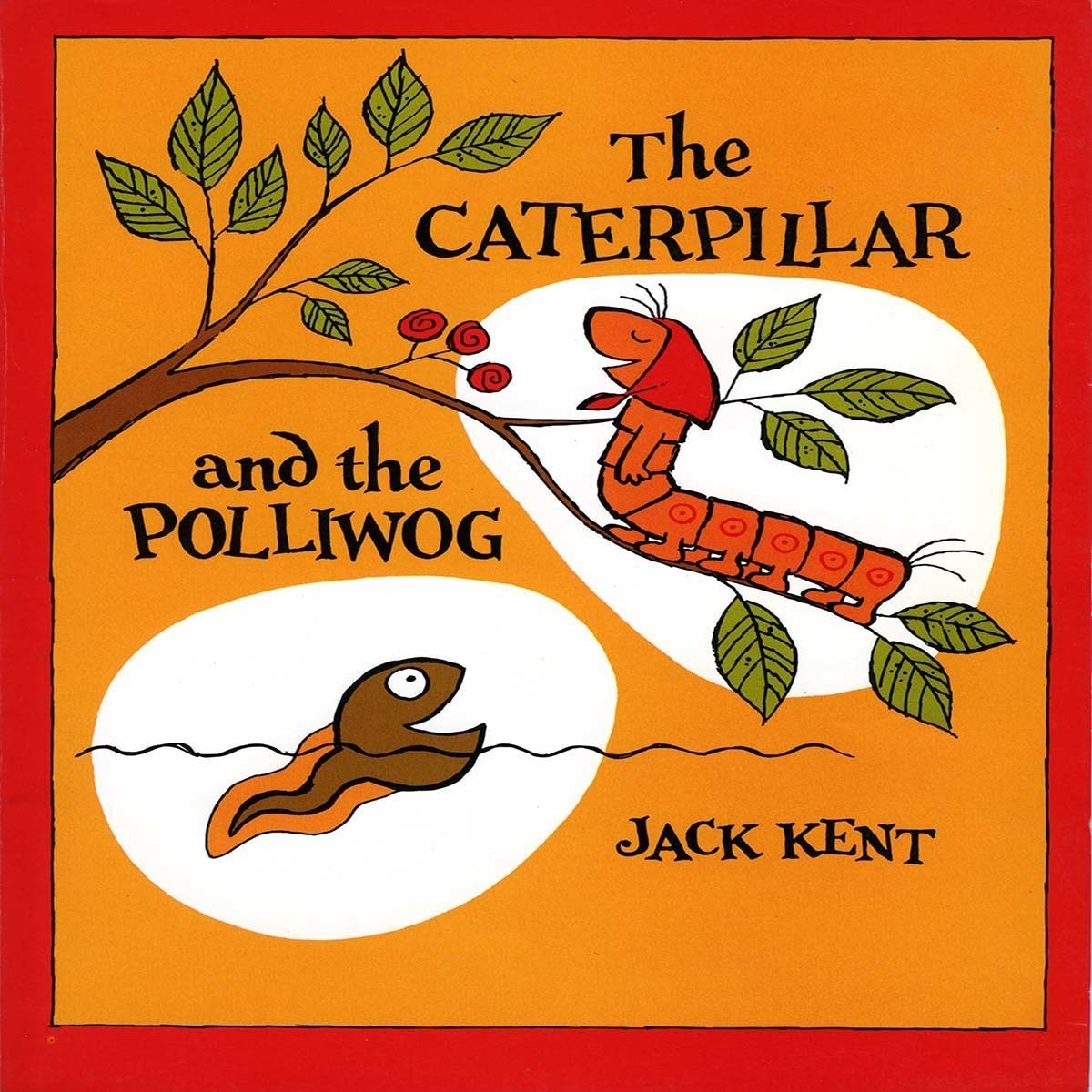 Printable The Caterpillar and the Polliwog Audiobook Cover Art