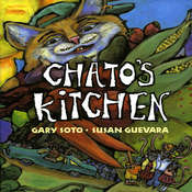 Chato's Kitchen, by Gary Soto
