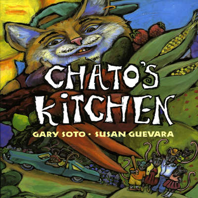 Chato's Kitchen Audiobook, by Gary Soto