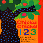 Chicka Chicka 1, 2, 3, by Bill Martin, Michael Sampson