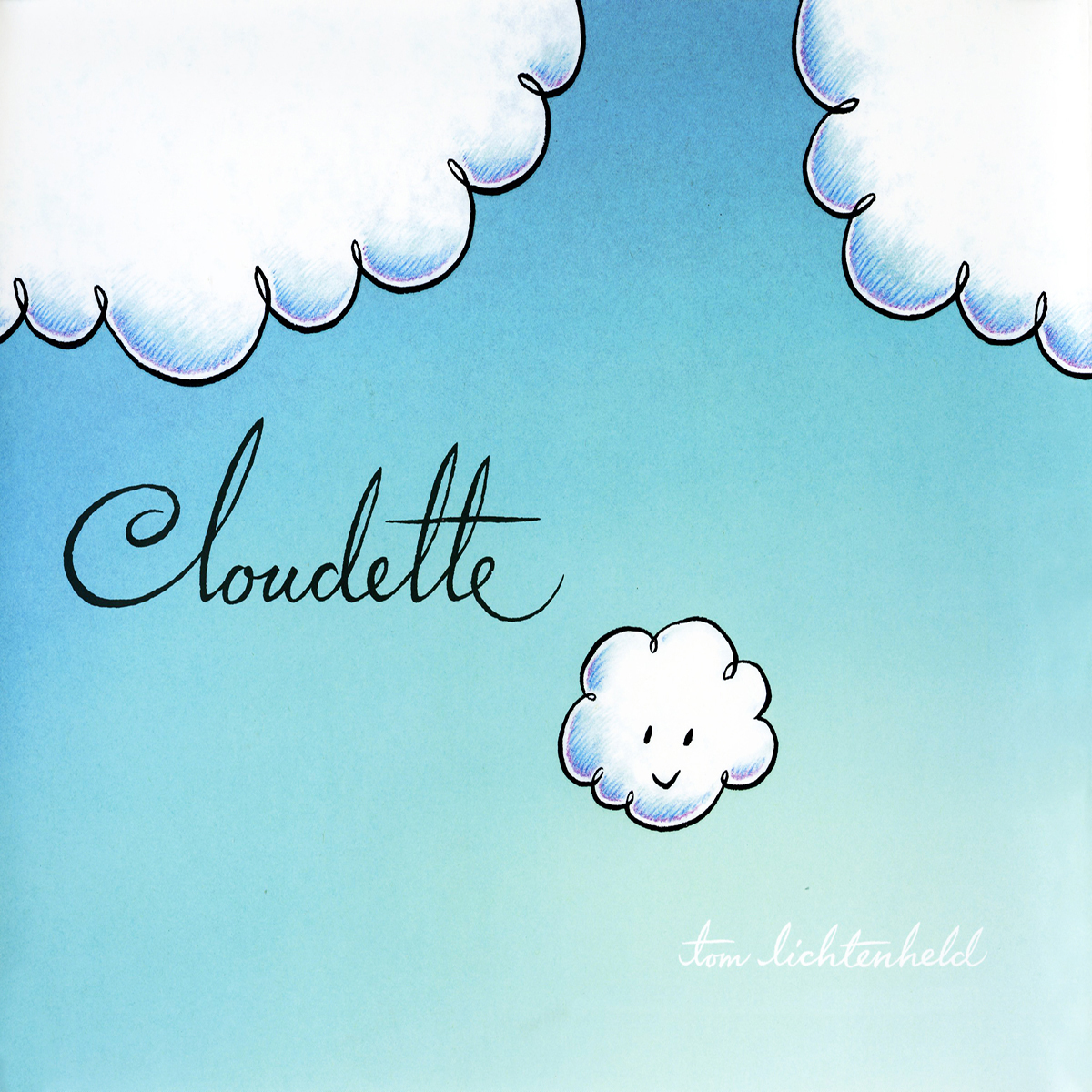 Printable Cloudette Audiobook Cover Art